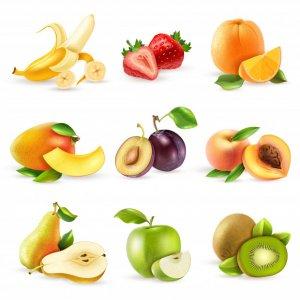 Apport en vitamine des fruits