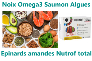 Nutrof Total carence nutriments